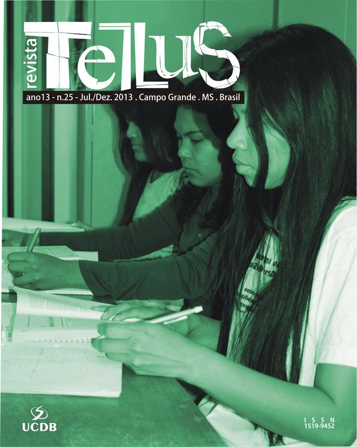 Capa - Revista Tellus